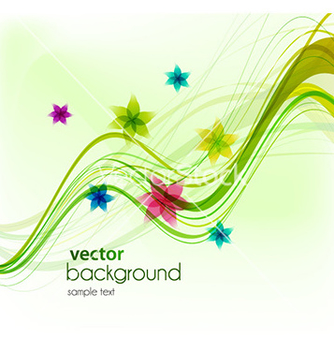 Free abstract background vector - Free vector #226425