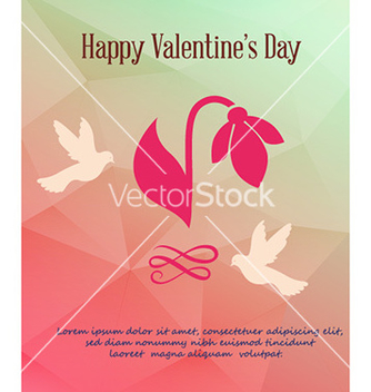 Free happy valentines day vector - Kostenloses vector #226445