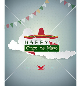 Free cinco de mayo vector - бесплатный vector #226745