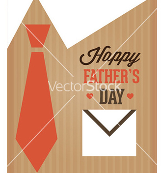 Free fathers day vector - Free vector #226885