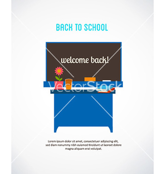 Free back to school vector - vector gratuit #227205