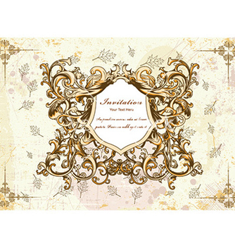 Free frame with floral vector - Kostenloses vector #227335