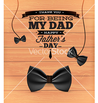 Free fathers day vector - Free vector #227345