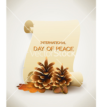 Free international day of peace vector - бесплатный vector #227935
