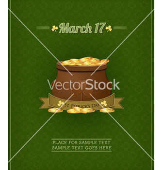 Free st patricks day vector - бесплатный vector #228325