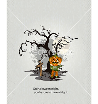 Free halloween background vector - Free vector #228465