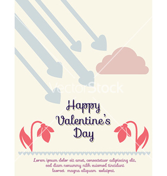 Free happy valentines day vector - Kostenloses vector #228705