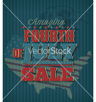 Free fourth of july vector - vector #229185 gratis