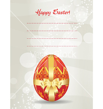 Free easter background vector - Free vector #229825
