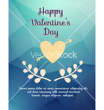 Free happy valentines day vector - Free vector #230005