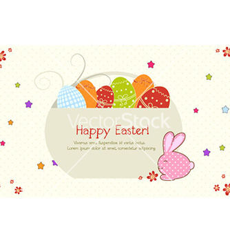 Free basket of eggs vector - бесплатный vector #230065