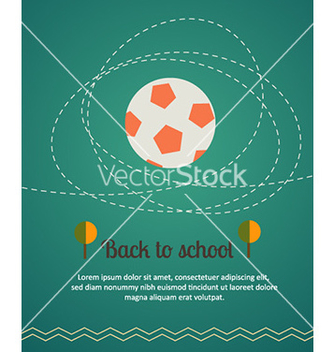 Free back to school vector - vector gratuit #230125