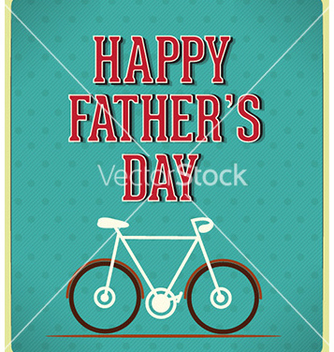 Free fathers day vector - Kostenloses vector #231075