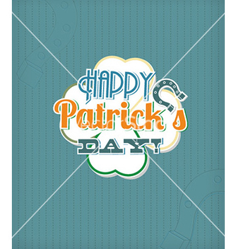 Free st patricks day vector - бесплатный vector #231185