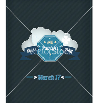Free st patricks day vector - бесплатный vector #231215