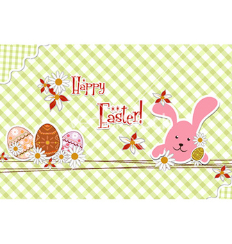Free easter background vector - бесплатный vector #231565