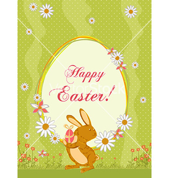 Free easter background vector - Free vector #231905