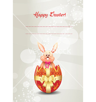 Free easter background vector - Free vector #232255