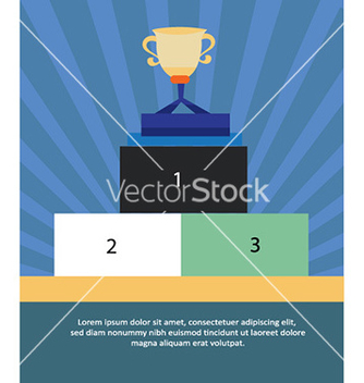 Free with trophy vector - Free vector #232455