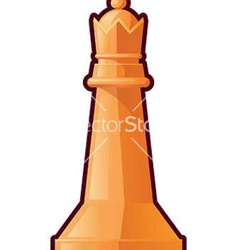 Free chess piece vector - vector gratuit #232655