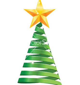 Free chistmas tree vector - Free vector #232815