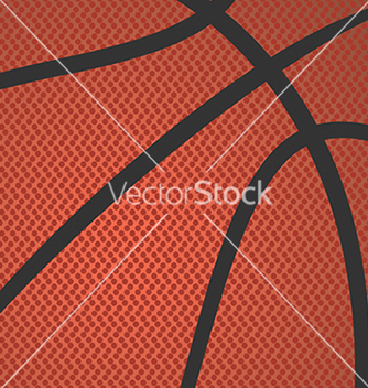 Free basketball texture vector - бесплатный vector #233675