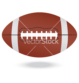 Free football vector - vector gratuit #233865