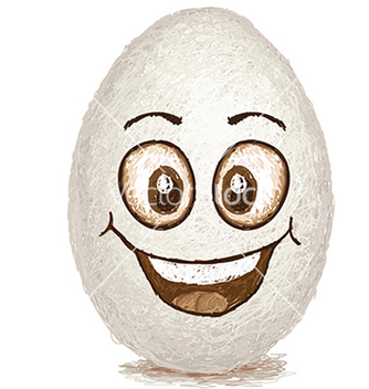 Free happy egg vector - vector #233895 gratis
