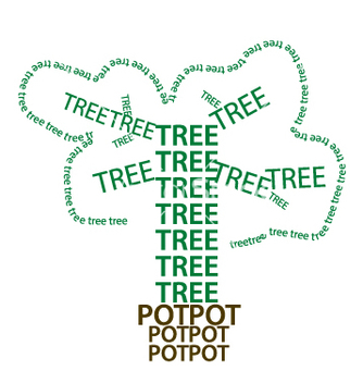Free tree green eart eps10 vector - бесплатный vector #234485