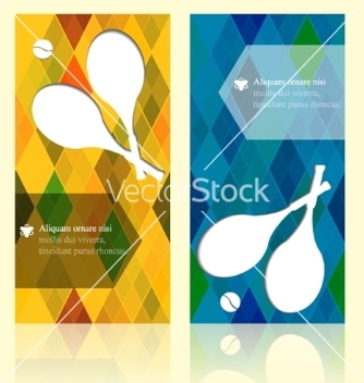 Free sport brochure beauty template cards with your vector - Kostenloses vector #234775