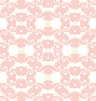 Free abstract seamless floral pattern vector - Free vector #234945