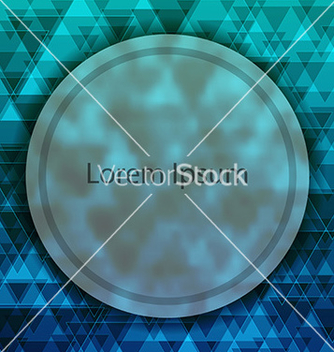 Free abstract background for design with frosted glass vector - vector #235135 gratis