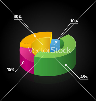 Free business diagram vector - vector #235355 gratis