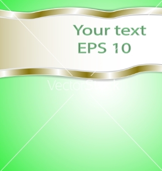 Free graphic green background for text and message vector - Free vector #237365