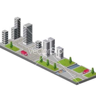 Free buildings vector - vector gratuit #237405