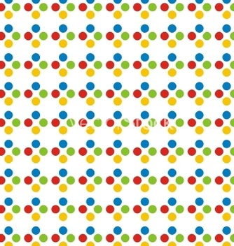 Free colorfull dot pattern vector - vector #238095 gratis