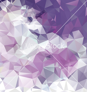 Free abstract polygonal background vector - Kostenloses vector #238175