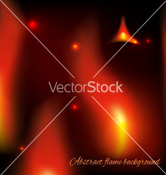 Free abstract fiery background vector - Free vector #238645