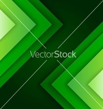 Free abstract green triangle shapes background vector - vector gratuit #238665