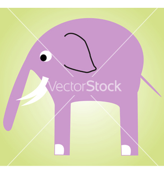 Free smiley elephant vector - бесплатный vector #238705