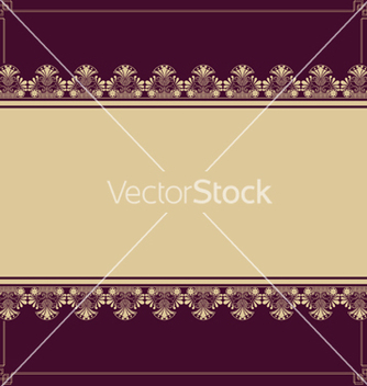 Free background with antique design elements vector - Free vector #238775