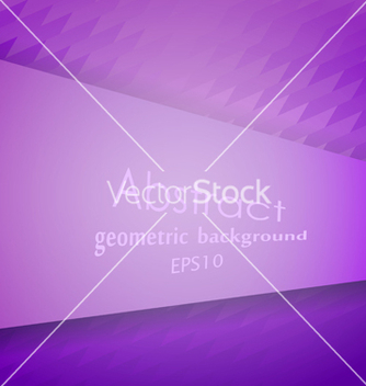 Free abstract violet geometric pattern vector - Free vector #238845