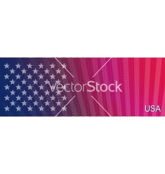 Free bright stylized background usa patriotic design vector - Kostenloses vector #239345
