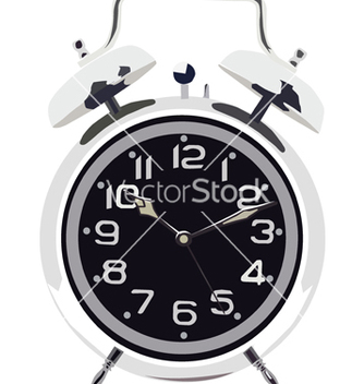 Free alarm clock time vector - бесплатный vector #239775