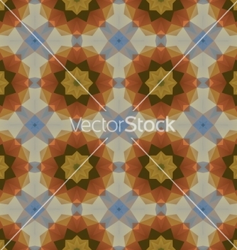 Free kaleidoscope abstract colorful vintage pattern vector - vector #240205 gratis
