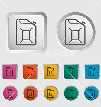 Free gas containers vector - Kostenloses vector #240935