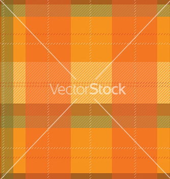 Free orange tartan plaid pattern vector - Free vector #241745