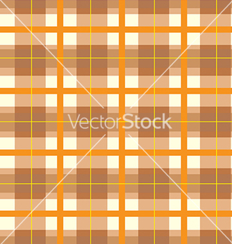 Free modern orange plaid pattern vector - Free vector #241775