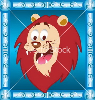 Free leo cartoon vector - Free vector #242595