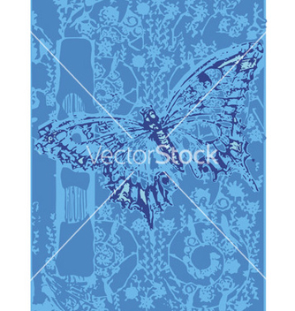Free butterfly vector - Kostenloses vector #242615